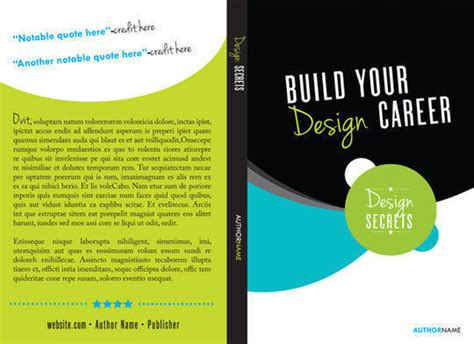 book page layout design tutorials 38 easy to follow photoshop print design tutorials