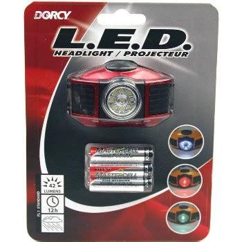 Lu Led Elastis buy the dorcy int l 41 2093 42 lumen led headlight multi