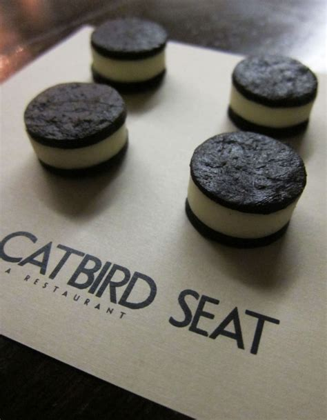what is the catbird seat birthday at the catbird seat eat drink smile