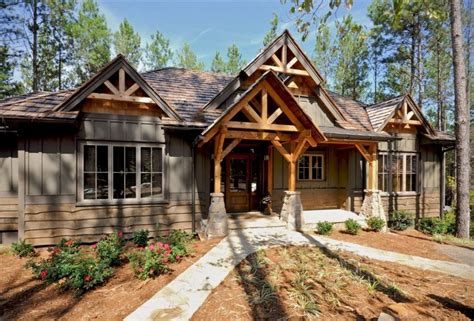 Lake Keowee Cabins by The Reserve At Lake Keowee Introduces Laurel Pond