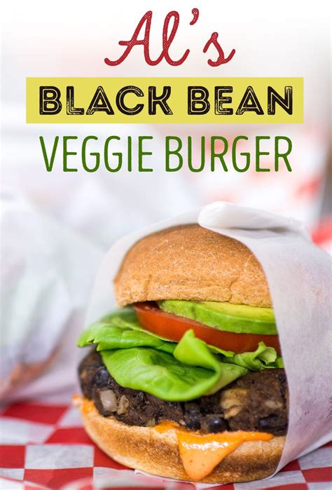 al s veggie burger recipe black bean veggie burger healthy summer and veggie burgers