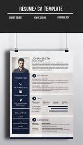 corporate one page cv resume template jobsearch pinterest