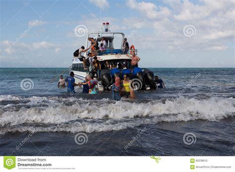 boat times from sanur to nusa penida maruti duta ii speed boat editorial image image 60238610