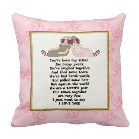 Poems About Pillows poem pillow zazzle