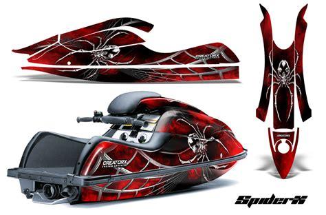 Handmade Graphics - kawasaki jetski 800 sx r 2003 2012 graphics kit jetski