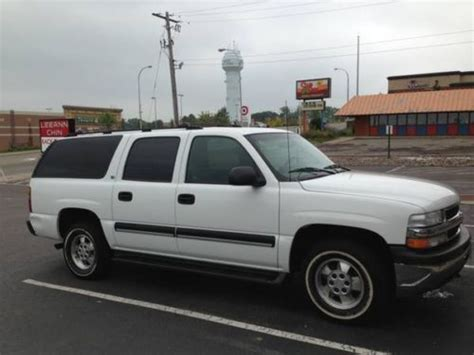 how to sell used cars 2001 chevrolet suburban 2500 electronic valve timing sell used 2001 chevy suburban in saint paul minnesota united states for us 6 000 00