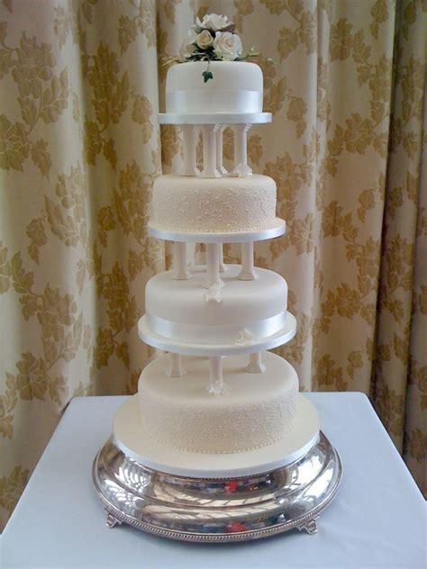 wedding tier cake wedding cake delivery to ballygally castle 171 s cake