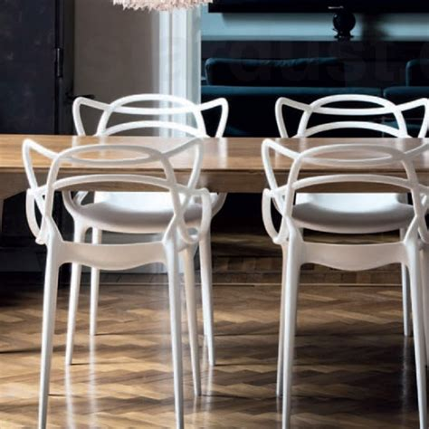 Chaises Masters by Masters Chaise Kartell Voltex