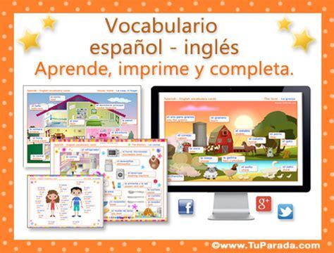 vocabulario basico espa 241 ol ingles britanico i comprar videos de ingles y espanol vocabulario espa 241 ol ingl