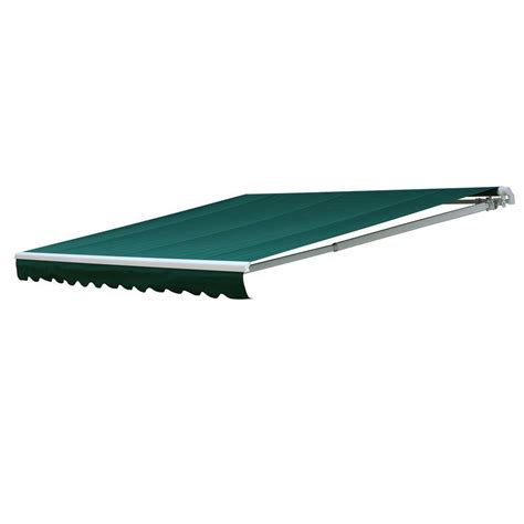 home depot awning retractable nuimage awnings 20 ft 7000 series motorized retractable