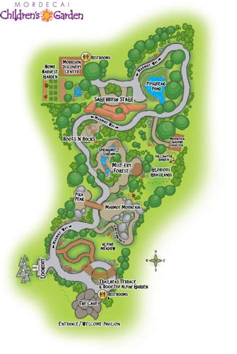 Denver Botanic Gardens Map New 2 Million Project Complete At Denver Botanic Gardens Opens August 16th Denverandmore