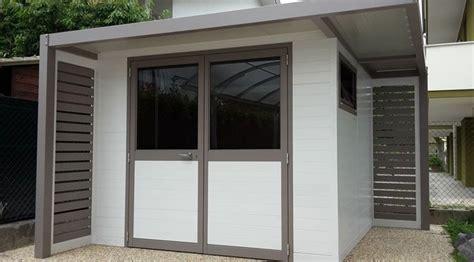 casette giardino alluminio scanic casette giardino personalizzate in alluminio