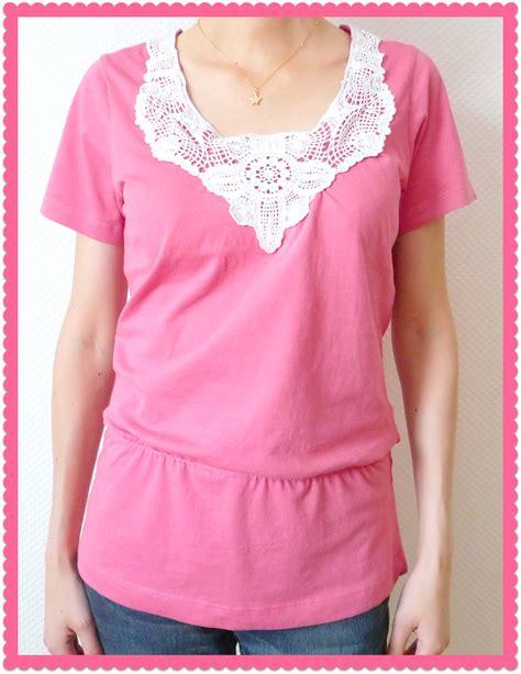 Gani 2 Blouse shirt remake on diy shirt shirts and diy t shirts