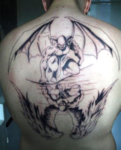 tattoo designs good and evil 68 best images about tattoo on pinterest horns ankle