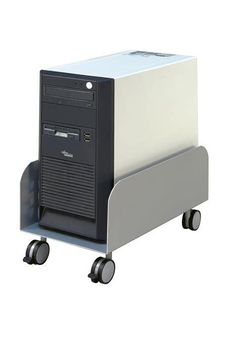 support 馗ran ordinateur bureau support pour central d ordinateur pc mobilier de