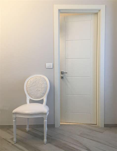 Porta Interna Moderna by Porte Interne In Legno Massiccio Pantografate