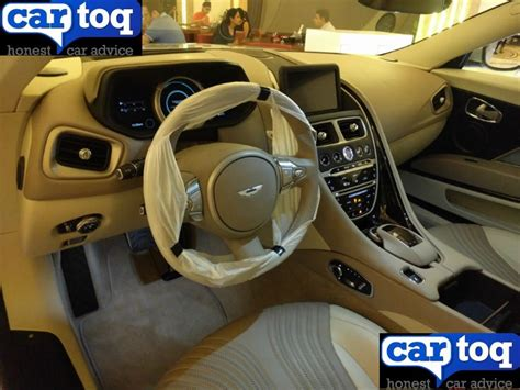 aston martin db11 interior aston martin db11 interior india launch indian autos blog