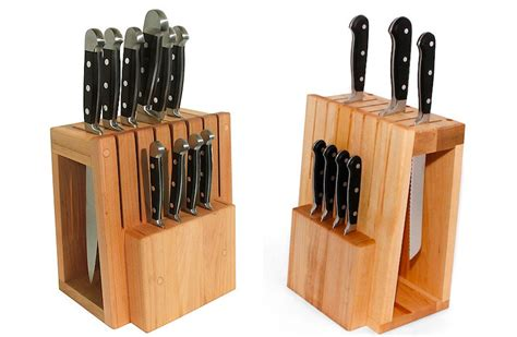 How To Store Kitchen Knives Designing For Knife Storage Part 1 Blocks And Wall Racks Core77