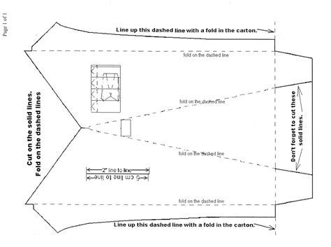 como hacer un barco a vapor pasos como hacer un barco de carton pasos plantilla enrhedando