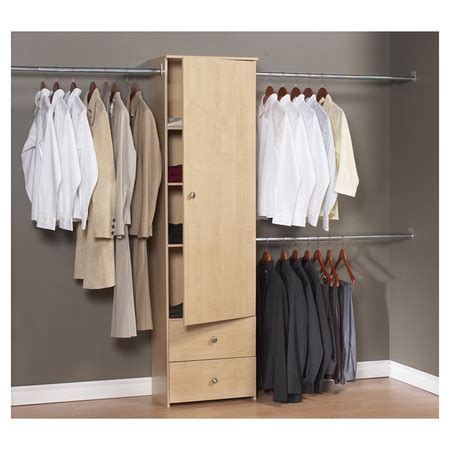 Home Storage Space Deluxe Closet Organizer 63 Best Images About Home On Closet