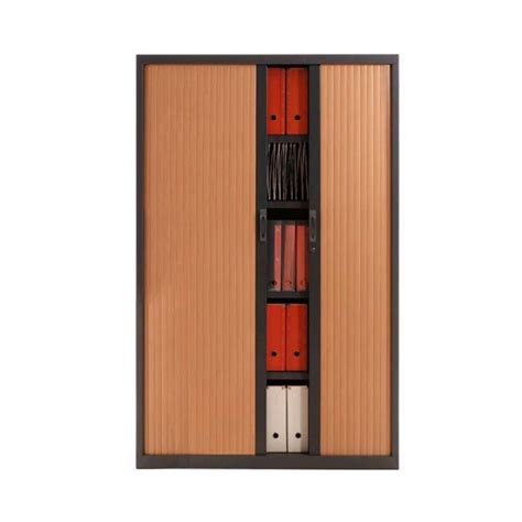 Armoire Rideau Coulissant by Armoire 224 Rideau Coulissant H180 Cm Armoire 224 Rideau