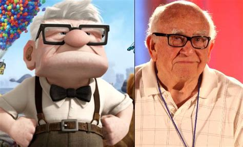 film up voices animated characters who look just like their voice actors