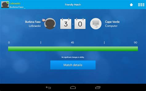 Online Soccer Manager (OSM) – Games for Android 2018 ...