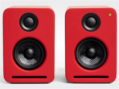 cool speakers ns2 air monitors gearmoose