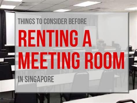 Room Rental by Meeting Room Rental In Singapore Rent Well Furbished