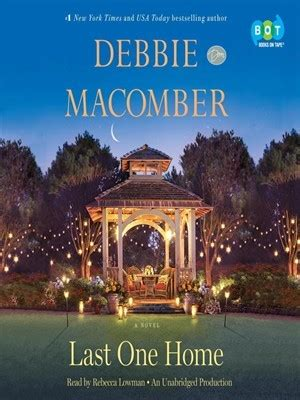 last one home a novel last one home new beginnings 1 by debbie macomber