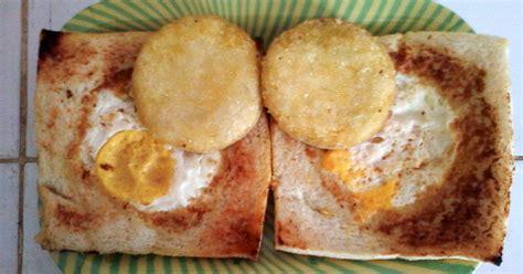 Panggangan Roti Di Carrefour resep roti panggang telur oleh ignatia cookpad