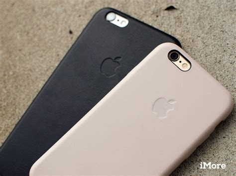 review apple leather for iphone 6 and 6 plus imore