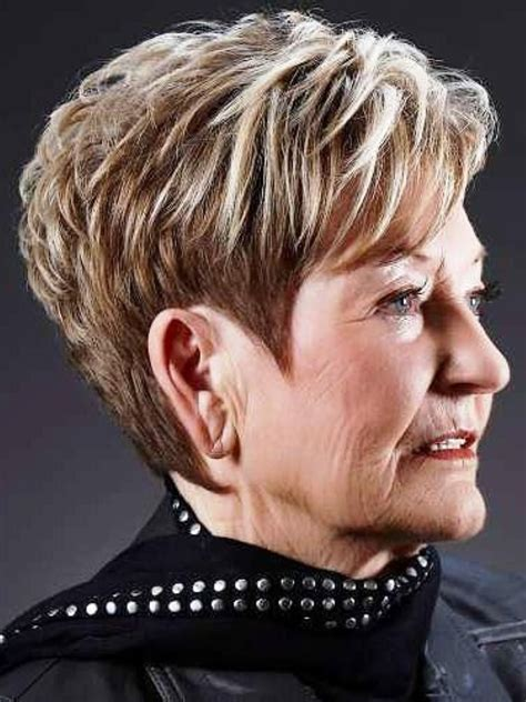 short haircuts for women over 60 back of hair hairstyles women over 60 fine hair http pyscho mami