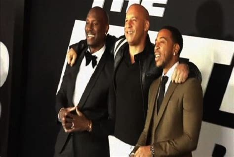 fast and furious 8 premiere video stars attend epic fast and furious 8 premier