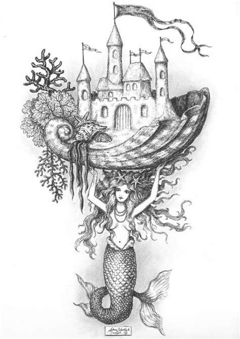 the mermaid fantasy mermaids art pinterest mermaids