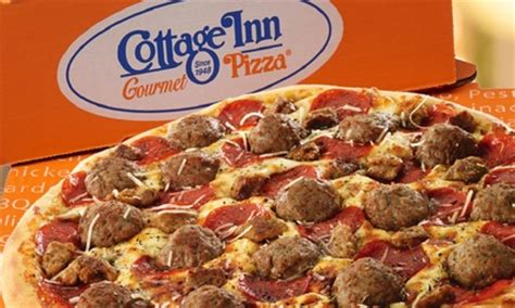 cottage inn pizza coupon gourmet pizza cottage inn pizza groupon