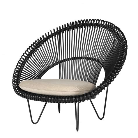 Cocoon Armchair by Cocoon Black Armchair Vincent Sheppard