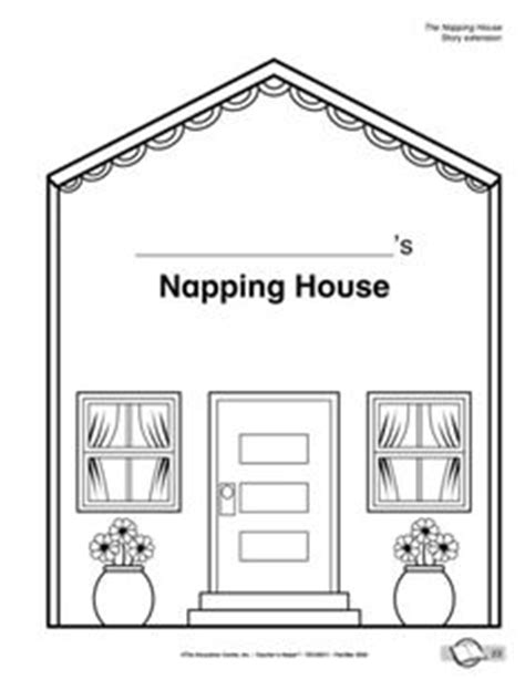 the napping house pdf i used these to make the napping house book into a felt circle time felts