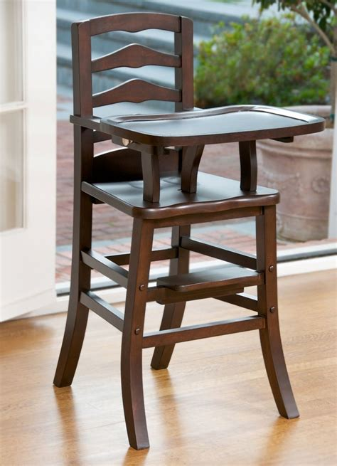 wooden high chair 25 best ideas about wooden high chairs on