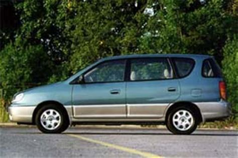 2001 Kia Carens Kia Carens 2001 Review Amazing Pictures And Images