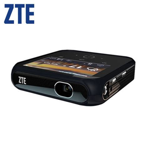 Hp Zte Proyektor Hotspot zte all in one projector hotspot and portable charger mobilezap australia