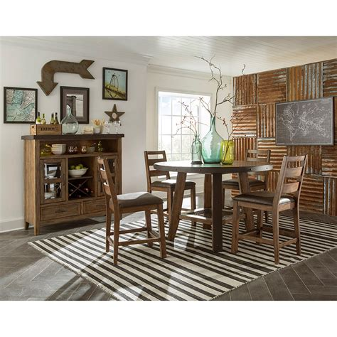 dining room groups intercon taos dining room group hudson s furniture
