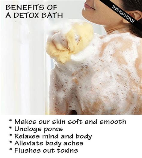 Detox Herbal Bath Recipe by Home Remedy Detox Bath Recipes Theindianspot
