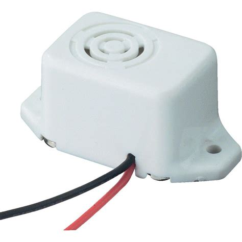 small alarm buzzer 6v from conrad electronic uk