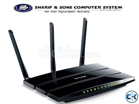 Router Tp Link N750 tp link n750 wireless dual band gigabit router clickbd