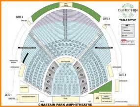 11 chastain park amphitheater seating chart farmer resume