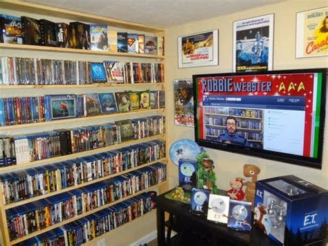 Cool Bedroom Ideas For Guys nerd cave tour 2013 my media room youtube