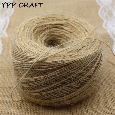 Handmade Accessory - 竄ェypp craft 1mm 牆ァ齦 齡牆ィ thin thin rope jute twine
