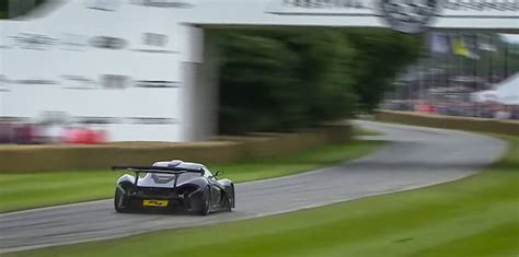 mclaren p1 lm special sets new goodwood festival of speed
