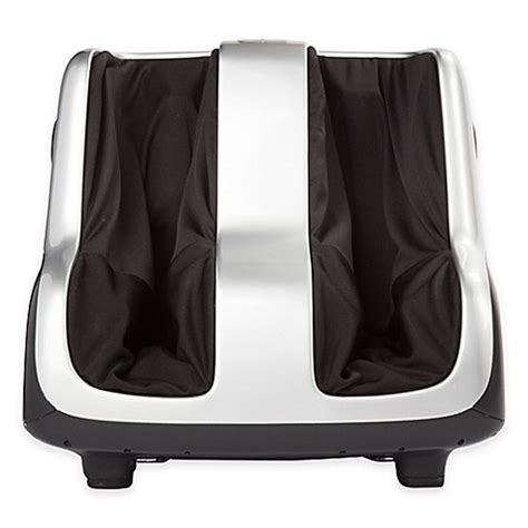 bed bath beyond massager human touch 174 reflex4 foot and calf massager bed bath
